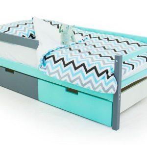 Деревянные детские кровати
